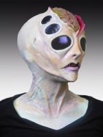 Alien Makeup by emilyfiora