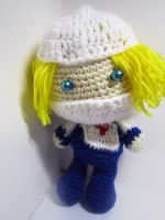 Legend of Zelda: Sheik Doll, 8 inches by Nissie