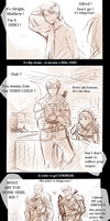 APH -- SKYRIM -- Crossover by aphin123
