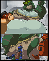 Dino-Feast. P10. END by Virus-20