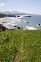 Ecola Ocean Trail by FoxStox
