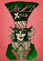 mad Xmas by annARTism