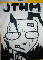 Johnny The Homicidal Maniac by yourJustice