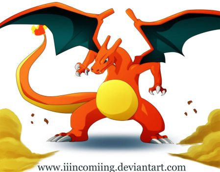 Charizard by a7md93