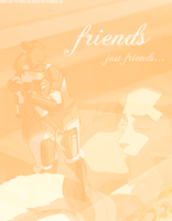 Makorra | Just Friends by un3xpectedfate