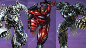 Age Of Extinction Decepticons by Transformersguy1000