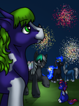 PonyIsland 8 Years by Meme772