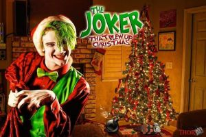 How the Joker stole Christmas by SmilexVillainco