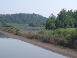 Remains of the Pittsburgh Harrisburg Canal by MorganCG