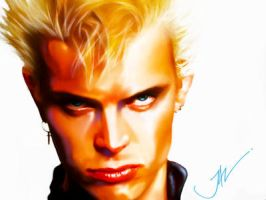 Billy Idol by JALpix