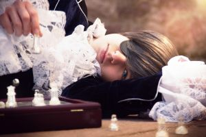 Black Butler - Ciel Phantomhive Cosplay 2# by Dillios