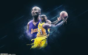 Kobe Bryant HD Wallpaper by Sanoinoi