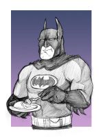 Bust 06: Batman by Coelasquid