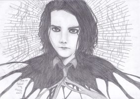 Gerard Way - 2004 by mychelromance
