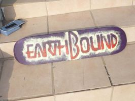 earthbound on wheels by santiw93