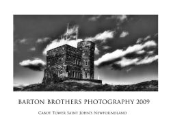 Cabot Tower BW II by Bartonbo