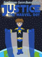 Justice the Marvel Boy by MCsaurus
