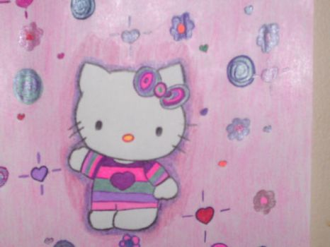 hello kitty by stacylyn