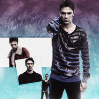 PNG Pack (57) Ian Somerhalder by IremAkbas