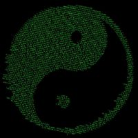 obfuscated ascii by dr0nf