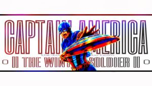 = Captain America = by The-Itchy-Bird