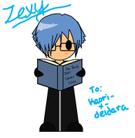 Zexion :3 by Im-not-short-grl