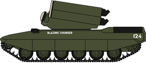 MBT-70 SAM variant by IgorKutuzov