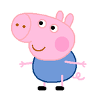 George Pig by Gamekirby