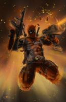 Deadpool by 1314