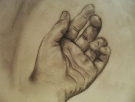 Hand practice by Slamposka
