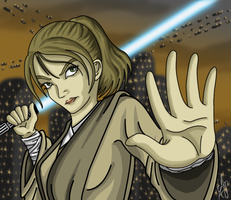 Lady Jedi by Mystications