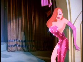 Meet Jessica Rabbit by CaptPatriot2020