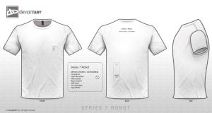 Series 7 Service Robot by Sirius4198