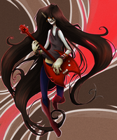 Marceline yeah by MachoPie
