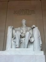 Abraham Lincoln by Wolfgal10