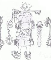KH Sora by FinalXJudgement