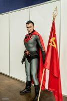 Red Son by Ulkerei