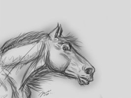 2 Minute Sketch by ReeseS8