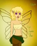 Apple Fairwood fairy spy by Jesikahlove