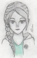 Katniss by meales