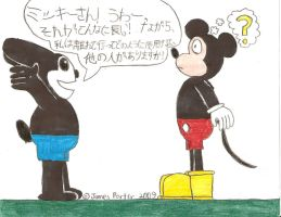 When Oswald came back. by Rock-Raider