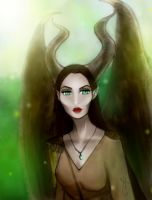 Maleficent by Imaginary2095