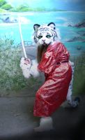 LARP tiger by LilleahWest
