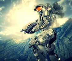 This is Alpha2K....I'm in Halo 4. by 2KEternal7