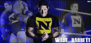 Wade Barrett 'Breakout Star' by Flexycoast