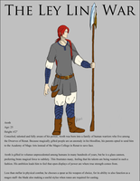 Aroth: Ref Sheet by Nalusa
