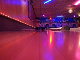 Bowling Court by photohouse