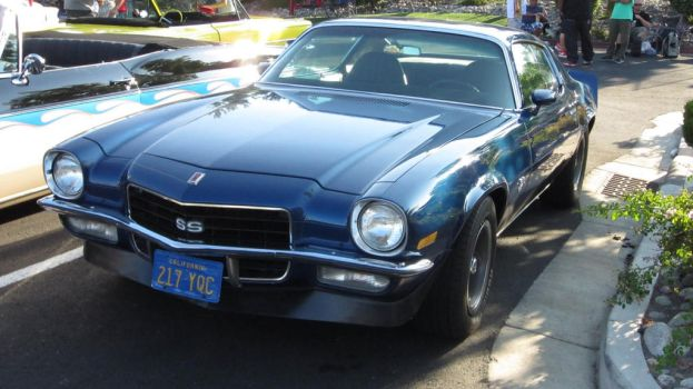 1973 Chevy Camaro by tone4366
