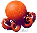 Octopus by ringochan94