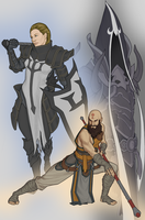 Diablo III - Fan Art by Georgel-McAwesome